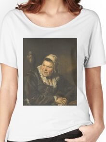 Frans Hals  - Malle Babbe Women's Relaxed Fit T-Shirt