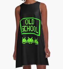 Old School A-Line Dress