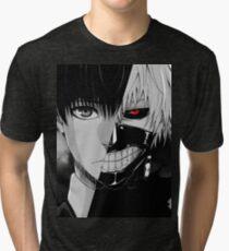Camiseta de tejido mixto Kaneki / Ghoul