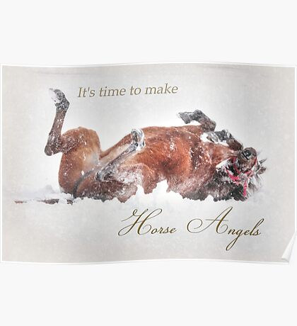 Horse Angels Poster