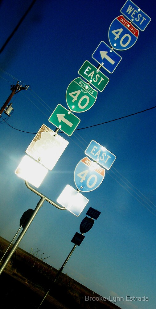 Roadtrip! by Brooke-Lynn Estrada