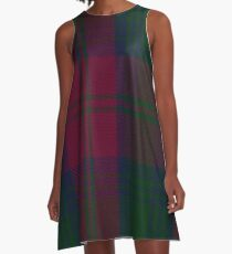 Lindsay (Chisholm Red) Clan/Family  A-Line Dress