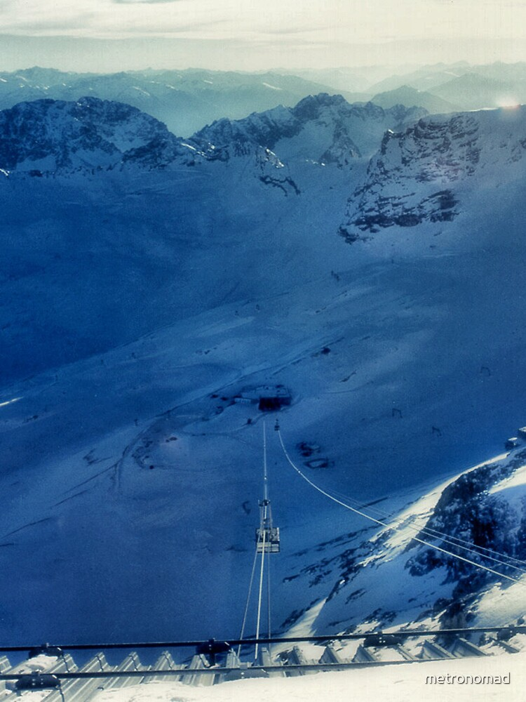 Zugspitze by metronomad