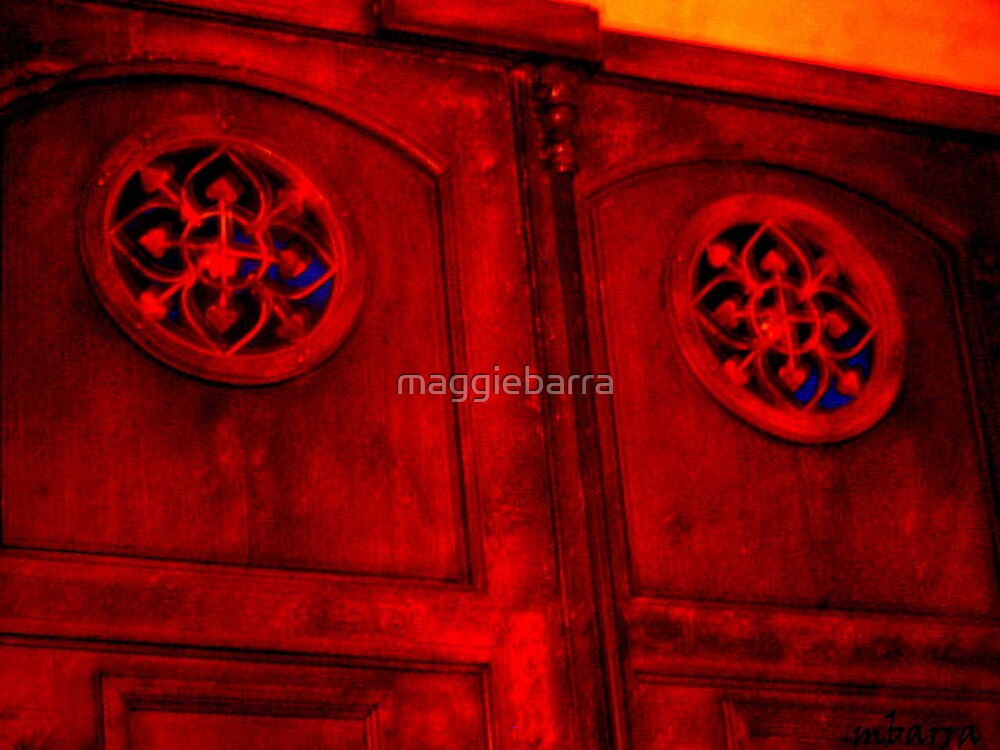 Red Door by maggiebarra