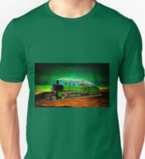 Steam Locomotive, Queensland, Australia  Unisex T-Shirt