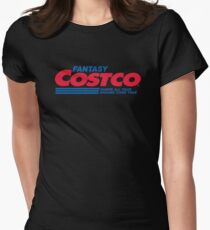 fantasy costco Womens Fitted T-Shirt