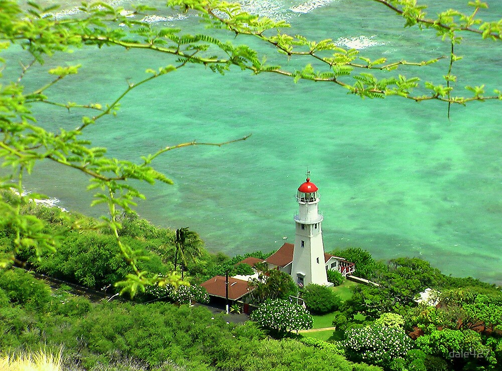 Oahu Lighthouse by dale427