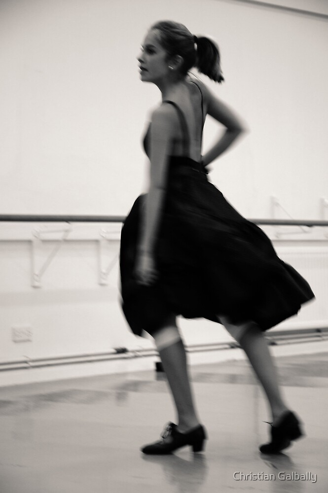 Dancer by Christian Galbally