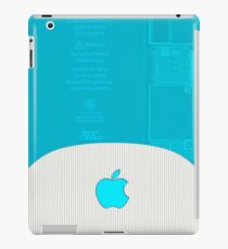 Apple iMac Bondi Blue iPad Case/Skin