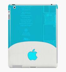 Apple iMac Bondi Blue iPad Case/Skin