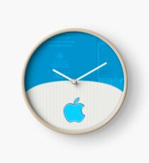 Apple iMac Blueberry Clock