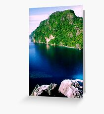 Rock Of Ages 2 Greeting Card