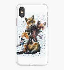 Little fox iPhone Case/Skin