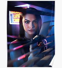 Veronica Lodge Poster
