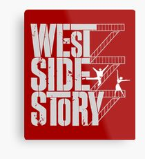 west side story Metal Print