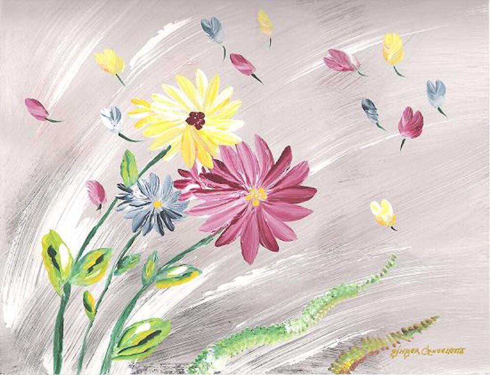 Simply Spring by Ginger Lovellette