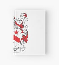 Dandy Coat of Arms Hardcover Journal