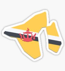 Brunei Sticker