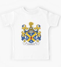 Dandy Coat of Arms Kids Tee