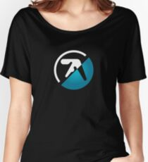 aphex twin logo Women's Relaxed Fit T-Shirt
