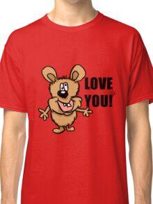 Love you! Classic T-Shirt