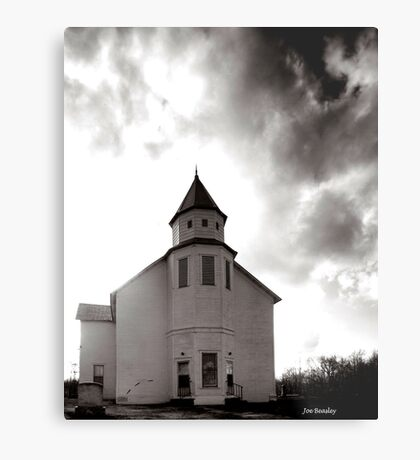 Marble Plains Church Franklin County Tennessee Metal Print