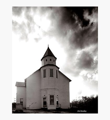Marble Plains Church Franklin County Tennessee Photographic Print