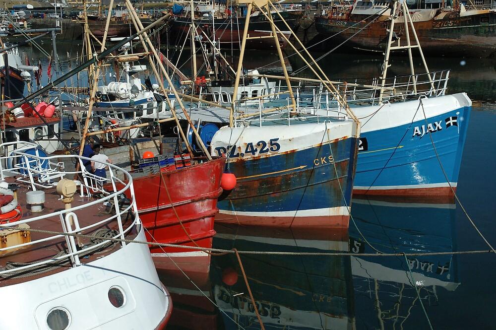Fishing boats by jimlad