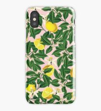 Lemonade II #redbubble #decor #buyart iPhone Case/Skin