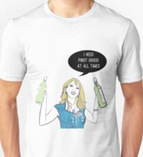 Pinot Grigio Unisex T-Shirt