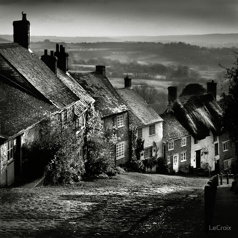 Quot Old England Quot By Lecroix Redbubble
