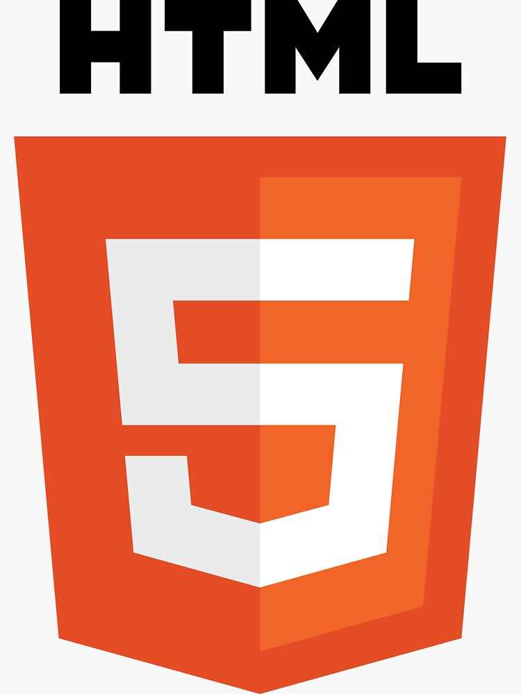 HTML5 logo by localhost