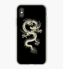 CHINESE DRAGON GOLD iPhone Case