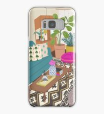 Home Series 1 Samsung Galaxy Case/Skin