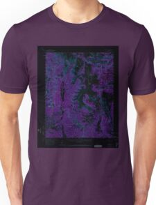 USGS TOPO Map Colorado CO Chama Peak 402243 1957 62500 Inverted Unisex T-Shirt