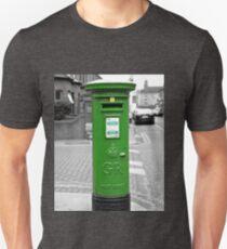 Postbox, Dublin Unisex T-Shirt