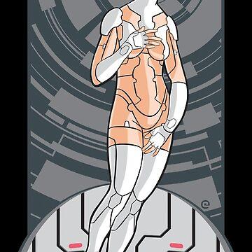 Birth of a Cyborg by Eozen