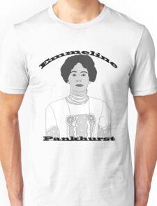 Emmeline Pankhurst Unisex T-Shirt