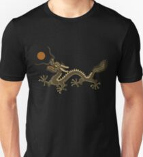 CHINESE DRAGON GREEN Unisex T-Shirt