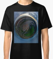 Winter Solstice Dawn over Grianan, Donegal, Ireland Classic T-Shirt