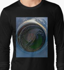 Winter Solstice Dawn over Grianan, Donegal, Ireland Long Sleeve T-Shirt
