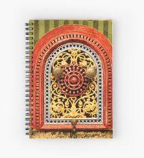 Cuaderno de espiral Artful Mystery ©