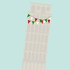 Pisa tower by justleiva