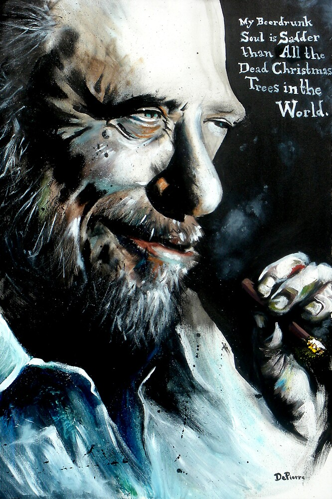 Bukowski by Daniel DePierre