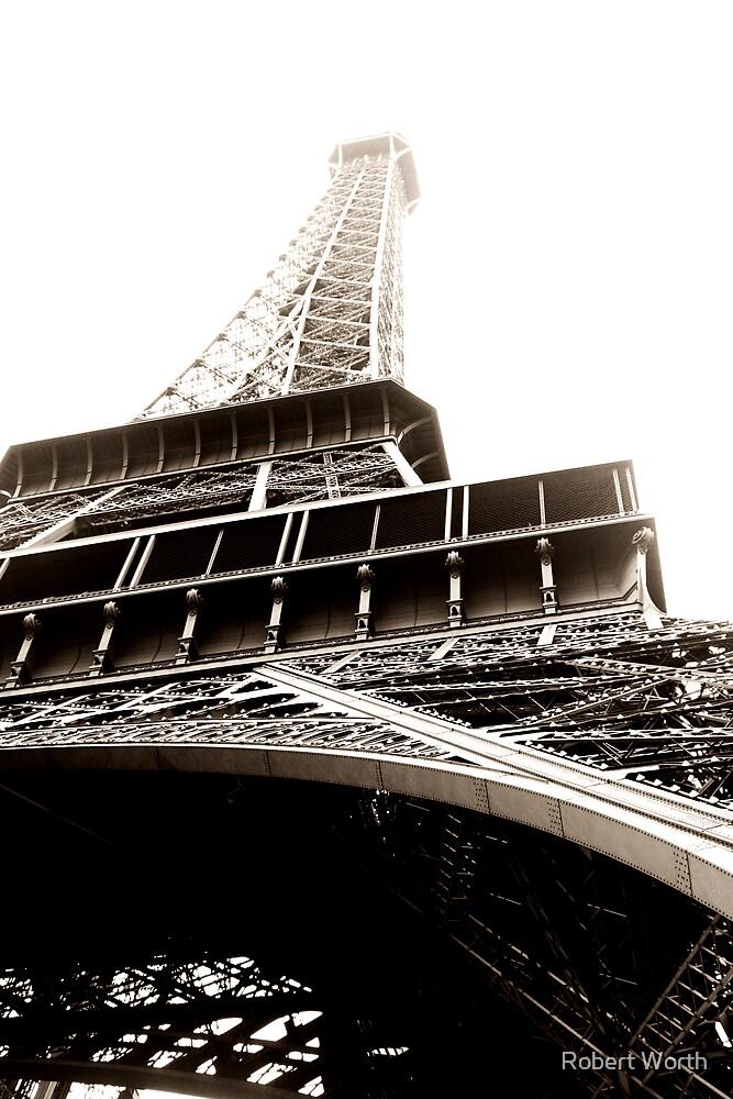 Eiffel Tower by Robert Worth