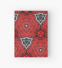 Sea of Roses Hardcover Journal