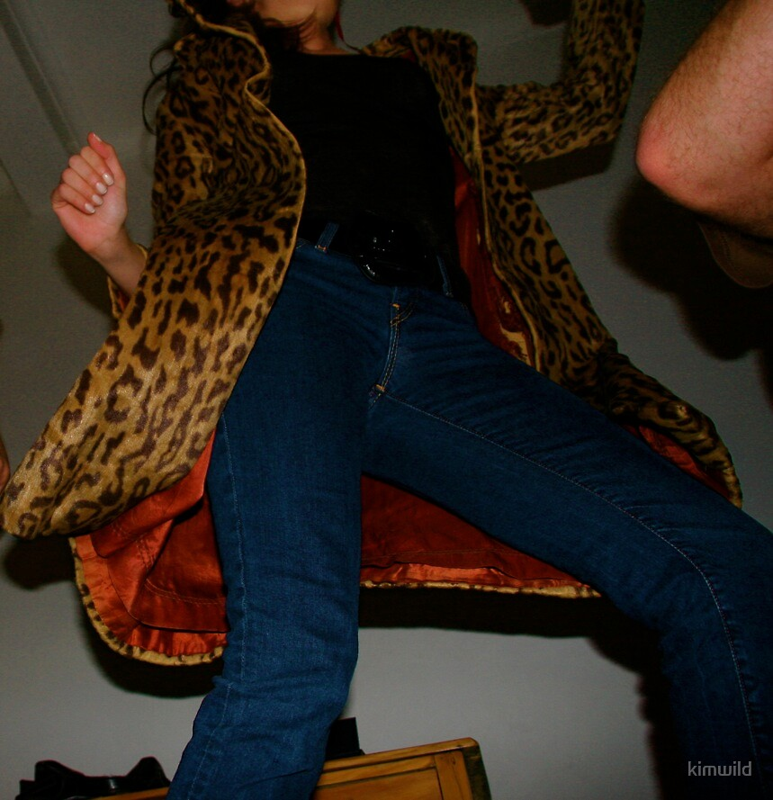 Dancing girl by kimwild