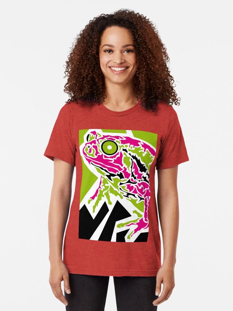 Alternative Ansicht von Frog Vintage T-Shirt