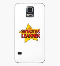 Superstar Learner Case/Skin for Samsung Galaxy