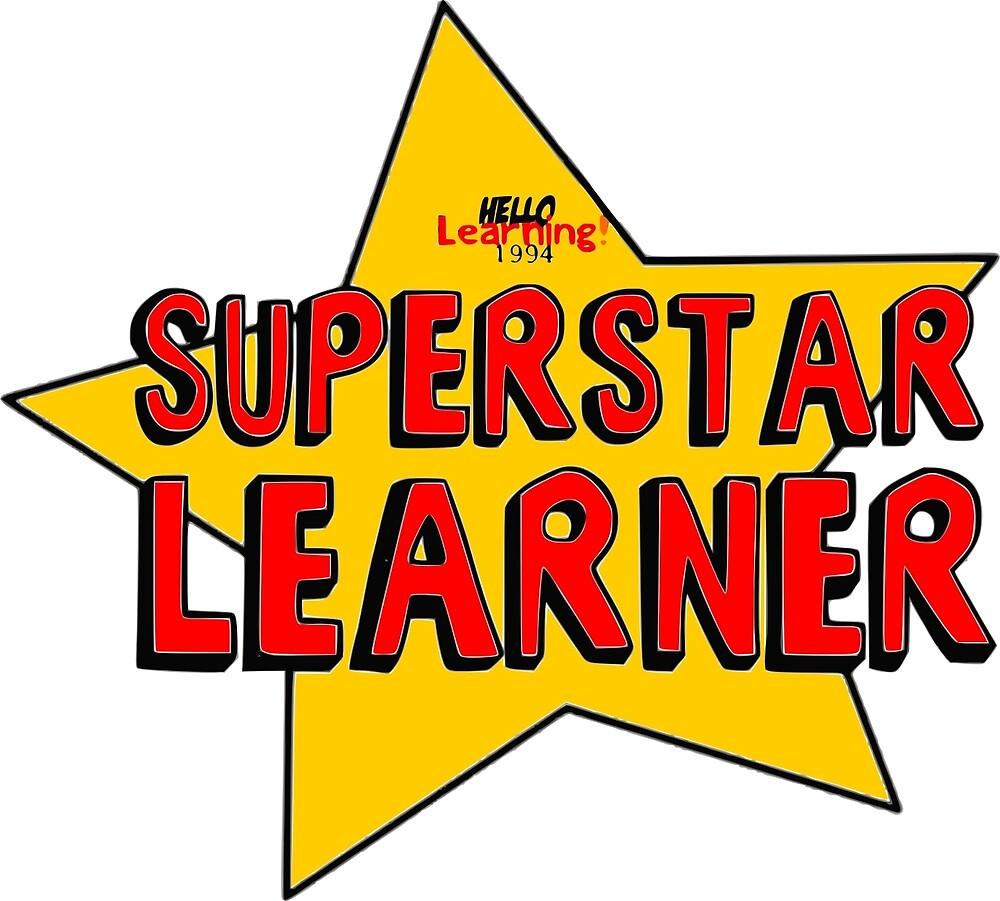 Superstar Learner by itsaduckblur